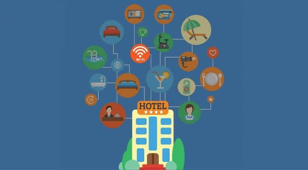 WiFi en Hoteles